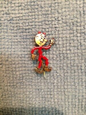 VINTAGE REDDY KILOWATT STICK PIN (Wisconsin Electric) COLLECTIBLE