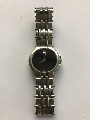 Movado Museum Watch with Stainless Steel Strap Model 618187