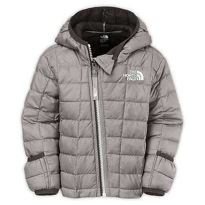New THE NORTH FACE Infant ThermoBall Insulated Hoodie Coat - Size 6-12 Months