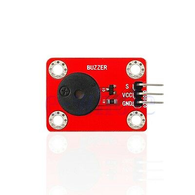 Keyes Passive Buzzer Extension Module With Soldering Pad-hole For Arduino WT
