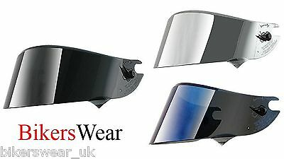 Shark Visors - Race-R,Race-R Pro,Speed-R Visor VZ-100 - Shark vz100 Dark Visor