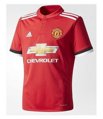 Manchester United Home Shirt Brand New With Tags New Season 2017 Local Stock