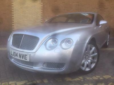 2004 BENTLEY CONTINENTAL GT 6.0 W12 2dr Auto