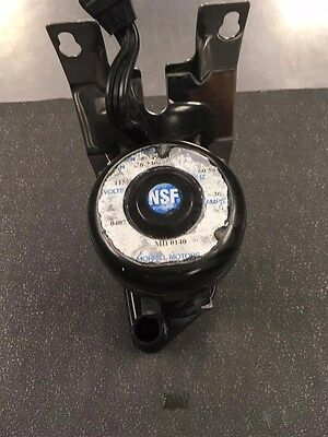USED Replacement Water Pump Manitowoc 115V 76-2306-3