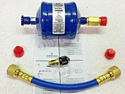 Recycle Refrigerant Recovery Unit PRE-FILTER & HOSE KIT, KIT B