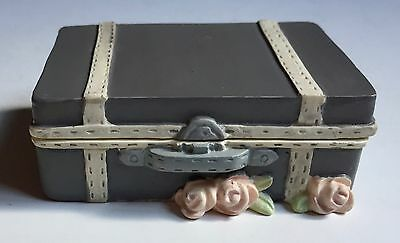 Bahner Studios  -  LUGGAGE Trinket box  ~  1997
