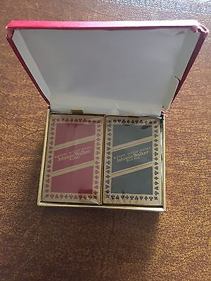Johnnie Walker Red & Black Playing Cards. (New)