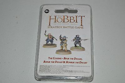 The Cousins - The Hobbit Strategy Battle Game - LOTR - New (In Hand)