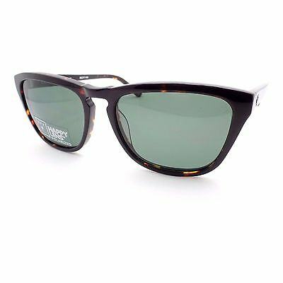 5b8355d21b Spy Optics Hayes Dark Tortoise Happy Gray Green Polarized New Sunglasses