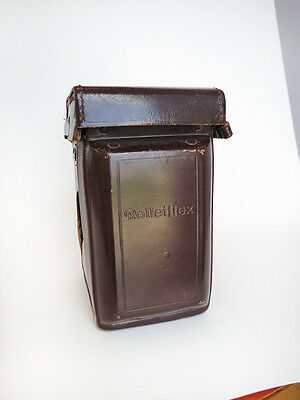 Leather Case for Rolleiflex T Camera
