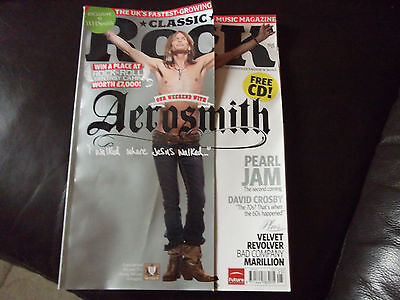 Classic  Rock Magazine ( Used) May 2007 Issue 105