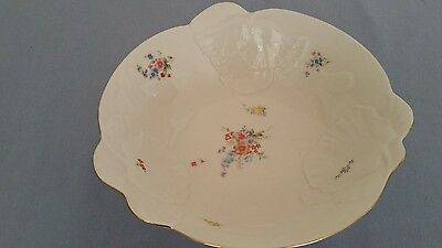 "Home Beautiful TY003 Romance Hand Decored Japan Petit Bone 10"" x 3 Serving Bowl"