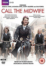 Call The Midwife - Series 1 - Complete (DVD, 2012, 2-Disc Set) New and Sealed