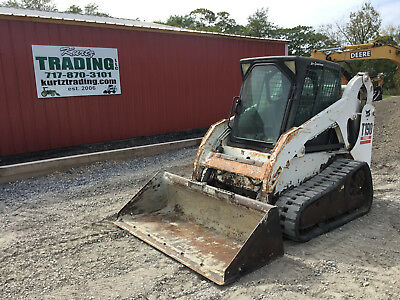2003 Bobcat T190 Tracked Skid Steer Loader w/ Cab! Coming in Soon