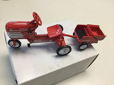 Hallmark Kiddie Car Classics - 1955 Murray Champion Tractor and Trailer