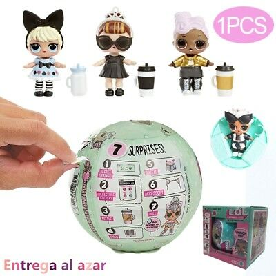 LOL Surprise Magic  Removable Egg Doll Toy Mu?ecas BARBIE Match Accessories YF