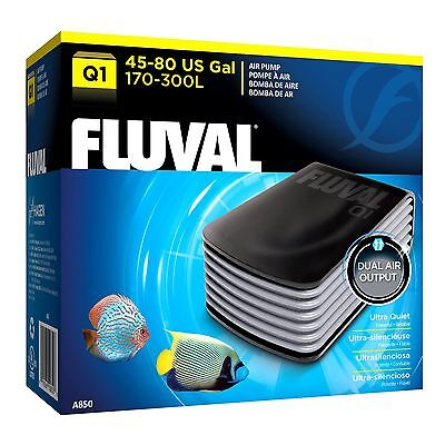 Fluval Q1 Aquarium Air Pump Low Noise
