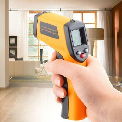 Digital IR Infrared Non-Contact Thermometer Handheld Laser Temperature Gun