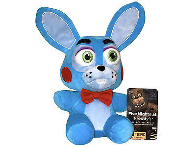 15cm Plush FNAF Five Nights at Freddys Series Nightmare Blue Bonnie Toy Gifts