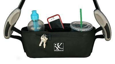 J.L. Childress Cargo 'N Drinks Universal Stroller Parent Tray