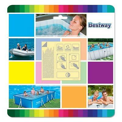 kit reparation piscine rustines bestway