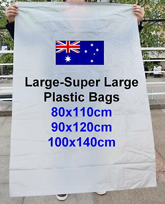 Large-Super Large Heavy Duty All Purpose Plastic Bags Storage Furniture Moving