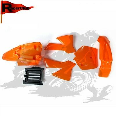 Orange Corredi Corpo in Plastica Per KTM50 KTM50SX MT50 MTK50 Mini Adventure