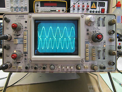 Oscilloscope TEKTRONIX 466