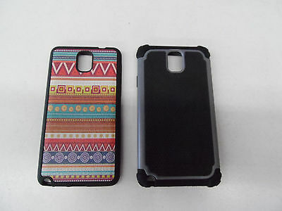 2 * Rugged Clip On Case for Samsung Galaxy Note 3