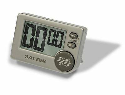 Salter Large Big Button Electronic LCD Kitchen Timer