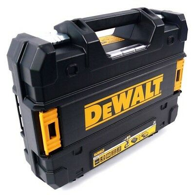 Dewalt Combi drill 18v Tstak DCD776 Hard Carry Case