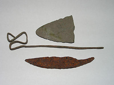 Ancient Bronze Tools Vikings / Medieval