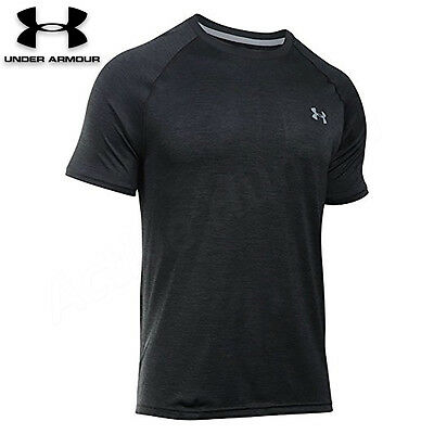 Under Armour Mens T-Shirt Running Tee Training Top Fitness Gym Size S M L XL