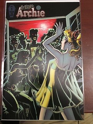 Afterlife With Archie #1 Andrew Pepoy Variant Cover VF+