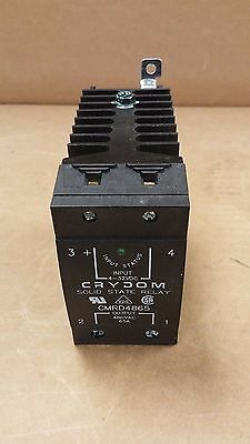 CRYDOM CMRD4865 4-32VDC Input 480VAC 65A Output CMR Series Solid State Relay