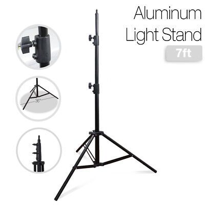 8.5ft Heavy Duty Adjustable Photography Tripod Photo Studio Light Stand