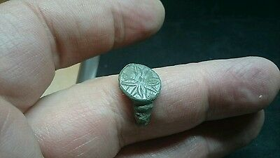 Roman Bronze Ring Part Lovely Uk Find Yorkshire