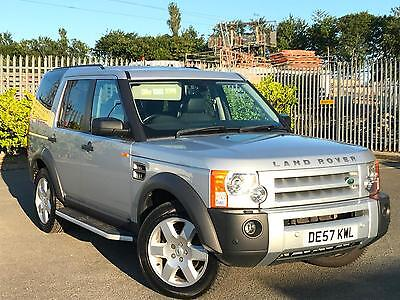2007 (57) Land Rover Discovery 3 2.7 TDV6 HSE Automatic