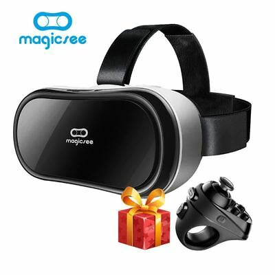 New Magicsee M1 3D Glasses All in one VR FOV90 Android 5.1 Virtual Reality RK328