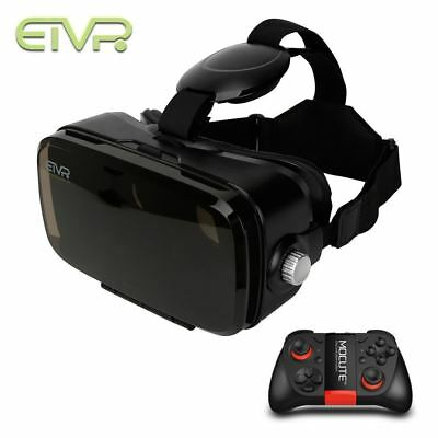 2017 ETVR Immersive Virtual Reality 3D Glasses Google Cardboard VR Box Headset 1