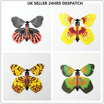 Fluttering Butterfly, fun, prank, greeting cards, wedding flying..mothers day.