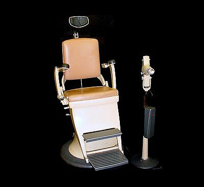 Retro/Vintage AO American Optical 1106H Optometrist Power Chair Tattoo, Dental