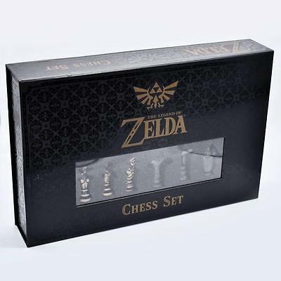 The Legend of Zelda: Collector's Edition Chess Set - Brand New, Factory Sealed