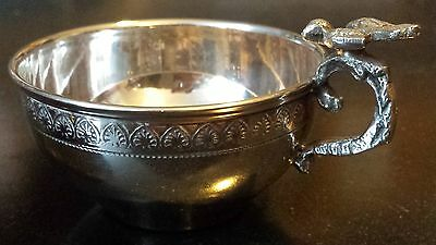 Artisan Crafted Sterling Silver Demitasse Cups (Set of 2)