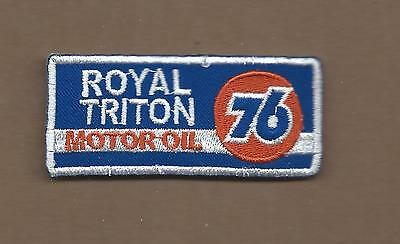 NEW 3 X 3 1//2 INCH CHEVRON IRON ON PATCH FREE SHIPPING P1