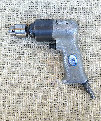 Rockwell 31d 101 Air Drill Motor With 1 4 Jacobs Chuck