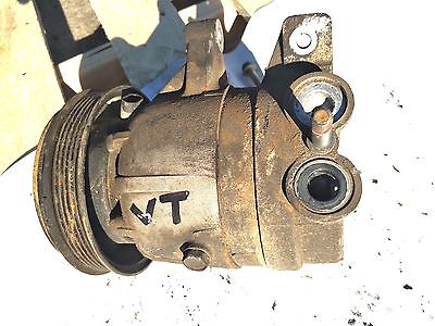 Holden Commodore Vt Vu Vx Vy Wh Wk Air Con Ac Compressor Genuine Tested