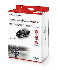 Interphone Sport Bluetooth Intercom Kit - Single Pack