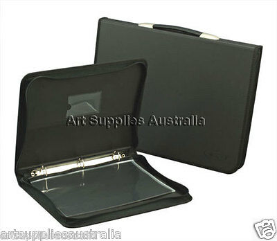 2 x Art Portfolio A4 with 5 HD Sleeves- Premium Quality, Back to school Sale
