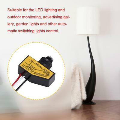 12V Mini Remote Photocell Dusk To Till Dawn Automatic Light Switching Sensor